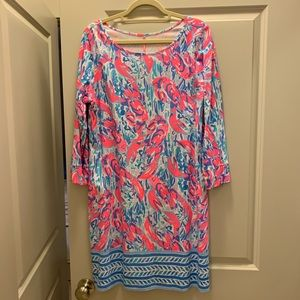 Lilly Pulitzer lobster dress size xl